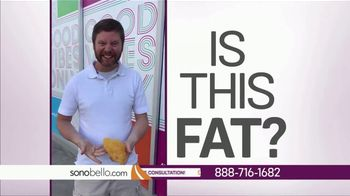Sono Bello TV Spot, 'Is This Fat: $250 Off' - Thumbnail 2