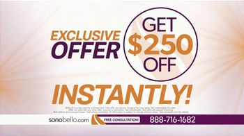 Sono Bello TV Spot, 'Is This Fat: $250 Off' - Thumbnail 9