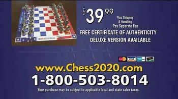 Chess 2020: Battle for the White House TV Spot, 'Testimonials' - Thumbnail 9