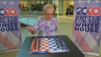 Chess 2020: Battle for the White House TV Spot, 'Testimonials' - Thumbnail 6
