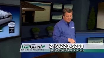 LeafGuard of Cleveland Winter Half Off Sale TV Spot, 'Costly Repairs: $25 Gas Card' - Thumbnail 1