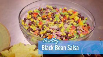 Healthy Black Bean Salsa thumbnail