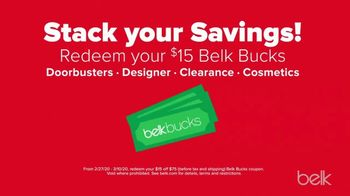 Belk One Day Sale TV Spot, 'Luggage Collections and Shoes' - Thumbnail 6