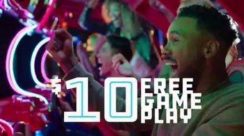 Dave and Buster's Unreal Deal TV Spot, 'For Real: Eight Games Free' - Thumbnail 7