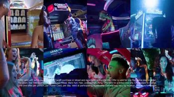 Dave and Buster's Unreal Deal TV Spot, 'For Real: Eight Games Free' - Thumbnail 3