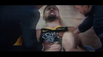NBA TV Spot, 'Rebound' Featuring Klay Thompson - 424 commercial airings