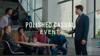 Men's Wearhouse Polished Casual Event TV Spot, 'Sport Coats and Designer Suits' - Thumbnail 2