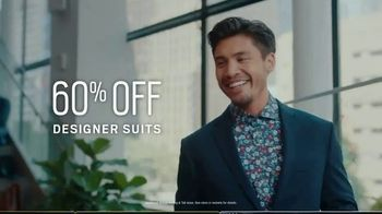Men's Wearhouse Polished Casual Event TV Spot, 'Sport Coats and Designer Suits' - Thumbnail 5