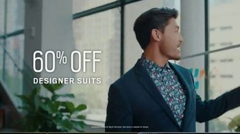 Men's Wearhouse Polished Casual Event TV Spot, 'Sport Coats and Designer Suits' - Thumbnail 6