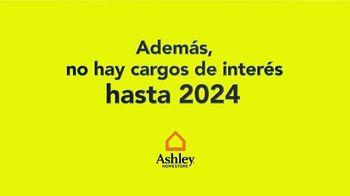 Ashley HomeStore Venta del Año Bisiesto TV Spot, 'Cada cuatro años' [Spanish] - Thumbnail 4