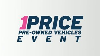 AutoNation 1Price Pre-Owned Event TV Spot, 'No Negotiations Needed' - Thumbnail 4