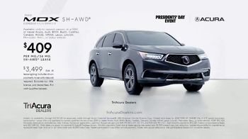 Acura Presidents Day Event TV Spot, 'Watch This' [T2] - Thumbnail 8