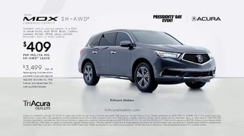 Acura Presidents Day Event TV Spot, 'Watch This' [T2] - Thumbnail 7