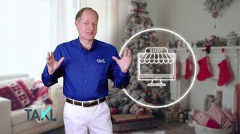 Takl TV Spot, 'Holiday Help' - Thumbnail 1