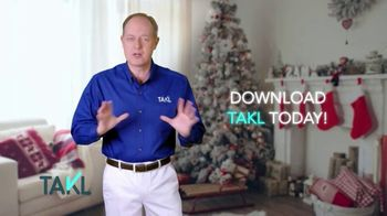 Takl TV Spot, 'Holiday Help' - Thumbnail 6
