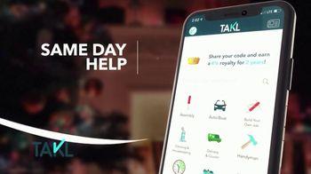 Takl TV Spot, 'Holiday Help'