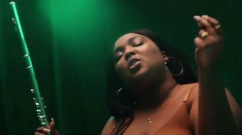 Dolby Atmos TV Spot, 'Introducing Dolby Atmos Music x Lizzo' Featuring Lizzo - Thumbnail 4