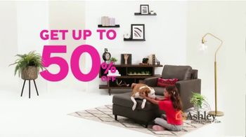 Ashley HomeStore Black Friday Sale TV Spot, 'Up to 50 Percent Off: Gift Card' Song by Midnight Riot - Thumbnail 3