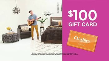Ashley HomeStore Black Friday Sale TV Spot, 'Up to 50 Percent Off: Gift Card' Song by Midnight Riot - Thumbnail 7