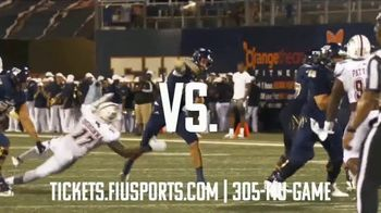 Florida International University TV Spot, 'College Football Tickets: Marlins Park'