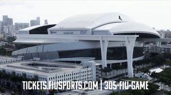 Florida International University TV Spot, 'College Football Tickets: Marlins Park' - Thumbnail 1