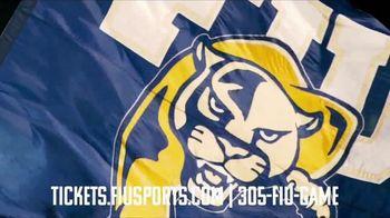 Florida International University TV Spot, 'College Football Tickets: Marlins Park' - Thumbnail 2