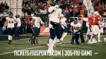 Florida International University TV Spot, 'College Football Tickets: Marlins Park' - Thumbnail 3