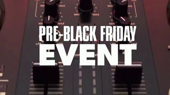 Guitar Center Pre-Black Friday Event TV Spot, 'Pioneer DJ Controller'