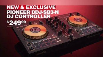 Guitar Center Pre-Black Friday Event TV Spot, 'Pioneer DJ Controller' - Thumbnail 6