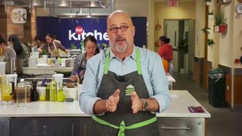 Food Network Kitchen App TV Spot, 'Naysayers and Haters' Featuring Andrew Zimmern - Thumbnail 8