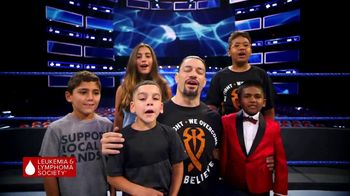 The Leukemia & Lymphoma Society TV Spot, 'Children's Initiative' Featuring Roman Reigns