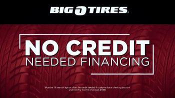 Big O Tires Big Black Friday Savings TV Spot, 'Buy Three, Get One Free' - Thumbnail 9