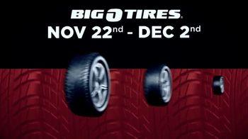 Big O Tires Big Black Friday Savings TV Spot, 'Buy Three, Get One Free' - Thumbnail 3