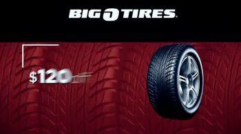 Big O Tires Big Black Friday Savings TV Spot, 'Buy Three, Get One Free' - Thumbnail 6