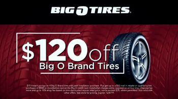 Big O Tires Big Black Friday Savings TV Spot, 'Buy Three, Get One Free' - Thumbnail 7