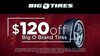 Big O Tires Big Black Friday Savings TV Spot, 'Buy Three, Get One Free' - Thumbnail 8