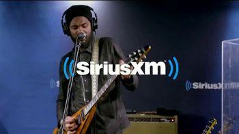 SiriusXM Satellite Radio TV Spot, 'Don't Miss a Moment: Listen Free'
