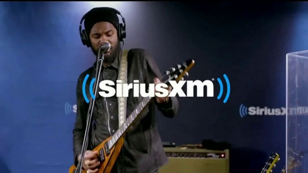 SiriusXM Satellite Radio TV Commercial, 'Don't Miss a Moment: Listen Free'