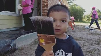First Response TV Spot, 'Habitat For Humanity: Proudly Building Baby's First Home'