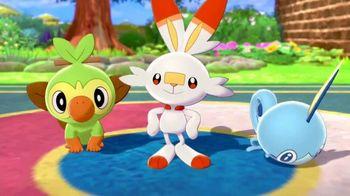 Nintendo Switch TV Spot, 'Pokémon Sword & Shield: Coming Soon' - 64 commercial airings