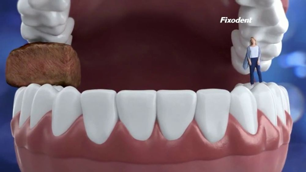 Fixodent Ultra Max Hold TV Commercial, 'Lock Your Dentures: $2.50'