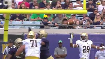 Aer Lingus TV Spot, 'College Football Classic: Navy vs. Notre Dame' - Thumbnail 6