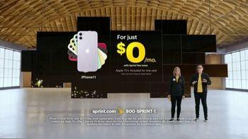 Sprint Black Friday Deals TV Spot, 'A Magical Time: iPhone 11' - Thumbnail 3