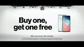 Verizon TV Spot, 'Live Music and Sports: Best Phones BOGO With VerizonUp' - 196 commercial airings