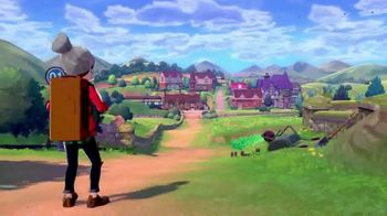 Nintendo Switch TV Spot, 'Pokémon Sword & Pokémon Shield: Next Big Adventure'' - 19 commercial airings