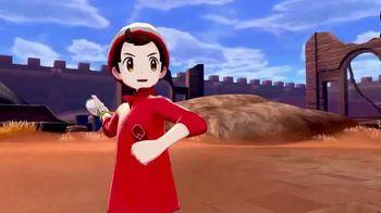 Nintendo Switch TV Spot, 'Pokémon Sword & Pokémon Shield: Next Big Adventure'' - Thumbnail 5