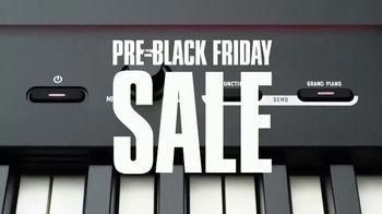Guitar Center Pre-Black Friday Sale TV Spot, 'Digital Piano and Headphones'