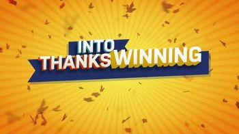 Food Network Kitchen App TV Spot, 'ThanksWinning' - Thumbnail 1