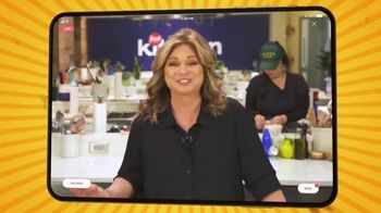 Food Network Kitchen App TV Spot, 'ThanksWinning' - Thumbnail 2