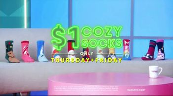 Old Navy TV Spot, 'Cozy Socks: 50 Percent Off' Featuring Neil Patrick Harris - Thumbnail 6